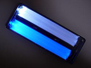 電池式の蛍光灯(LED)
