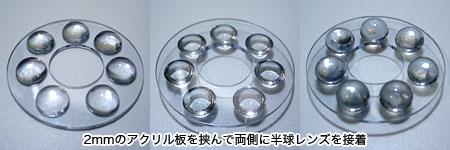 球レンズの構成