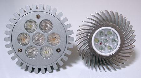 新エリジオン閃光IIとLeDio 7の大きさ比較