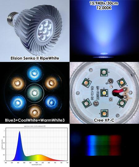 エリジオン閃光II ライプホワイトのスペック詳細