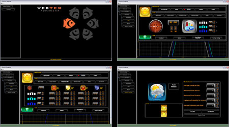 Vertex Illumina ソフトウェア