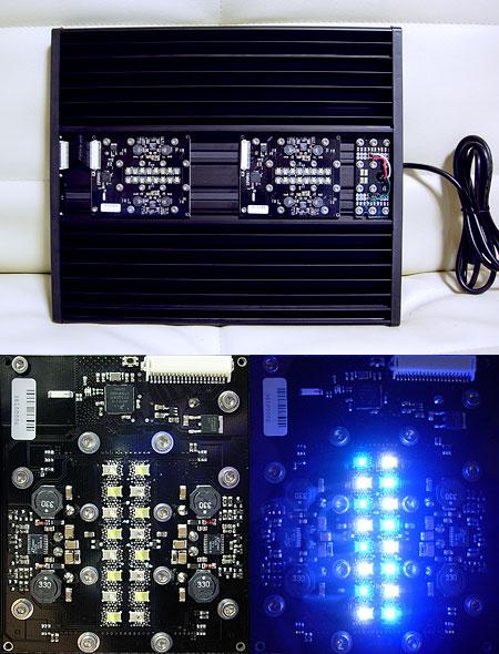 Vertex Illumina SR 300 素子面