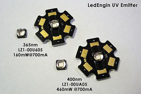 LedEngin UV Emitter
