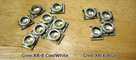 Cree XR-E