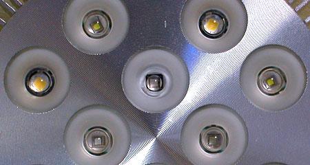 太陽光ブレンド18W 365UV LED素子