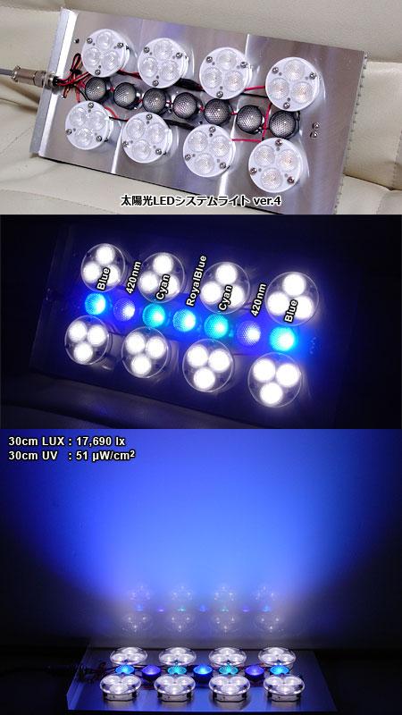 太陽光LEDシステム バージョン4