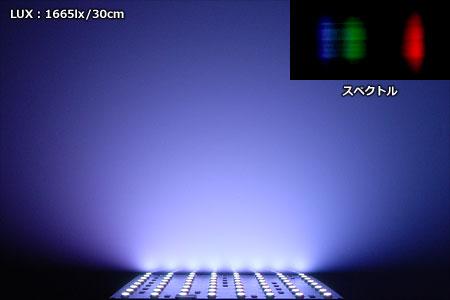 LEDWALKER DMX RGB Panel LW-RGBSP-100CV-250 スペック