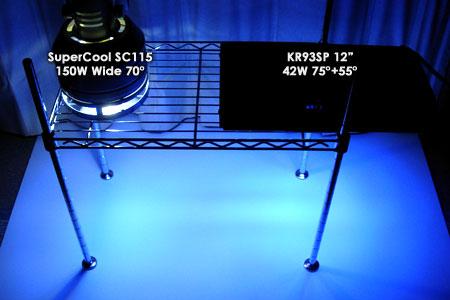 SC vs KR93SP 対決環境