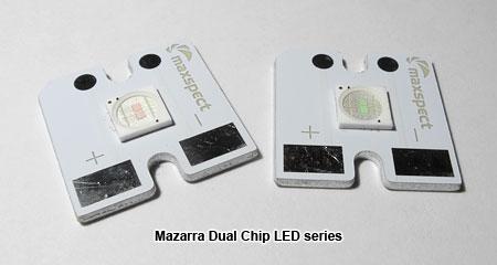 Mazarra デュアルチップシリーズ