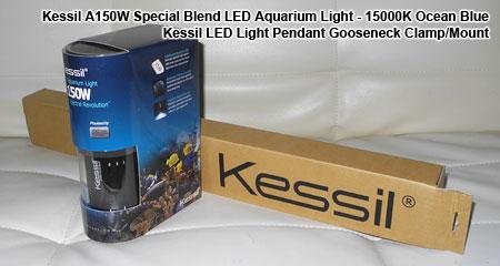 Kessil A150W Special Blend 15000K Ocean Blue