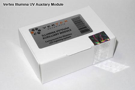Vertex Illumina UVモジュール