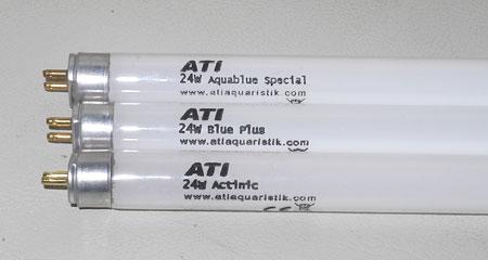 ATI T5ランプ 蛍光管