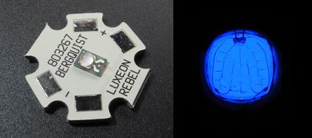 Everlight LED 駆動テスト