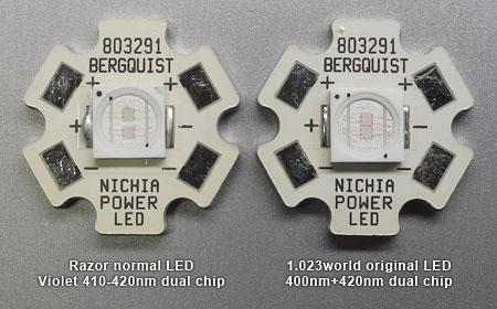 LED比較