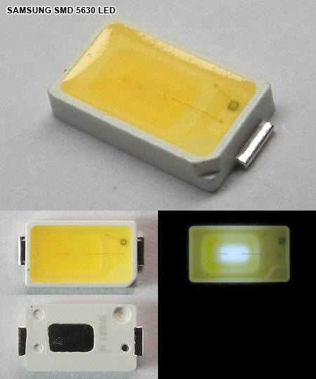 SAMSUNG SMD 5630 LED