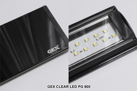 GEX CLEAR LED PG 600