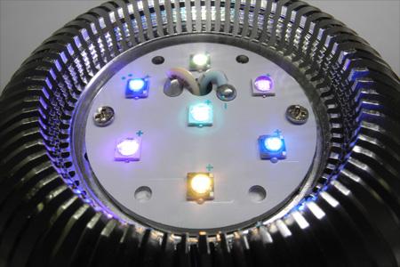 新Grassy LeDio XS071 ReefUV LED