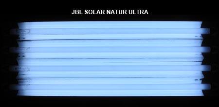 JBL SOLAR NATUR ULTRA 発光色
