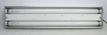一般的なT8蛍光灯灯具