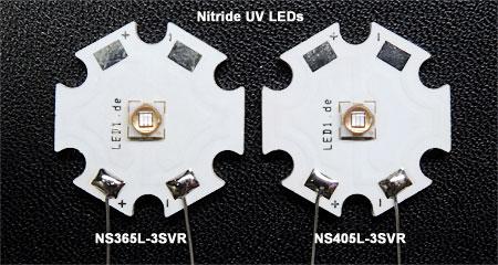 Nitride 3SVRシリーズをXPスター基板へリフロー