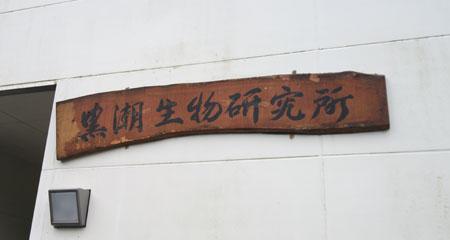黒潮生物研究所