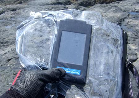 MK350 + DryCase iPad用