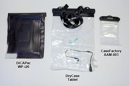 UPRtek MK350が収容可能な防水ケース