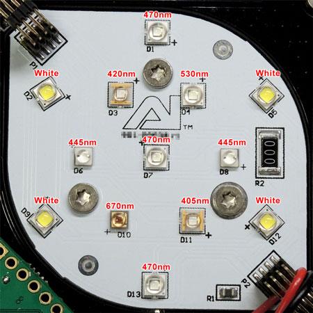 AI Prime LED素子