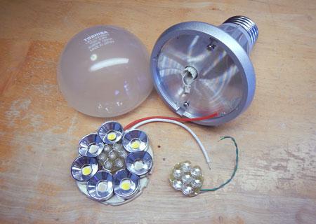 世界初UV搭載LEDスポット零号機