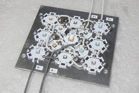 Maxspect Razor 自作LED基板(設計用)